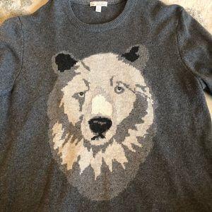 Men's Gap Polar Bear Sweater!